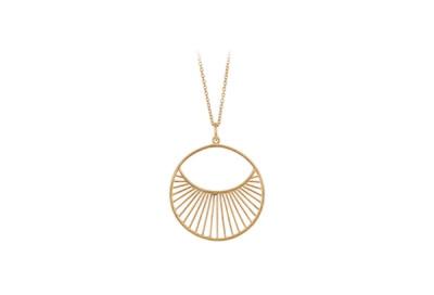 Pernille Corydin Daylight Necklace Short