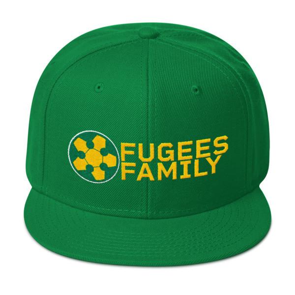Fugees Family snapback cap