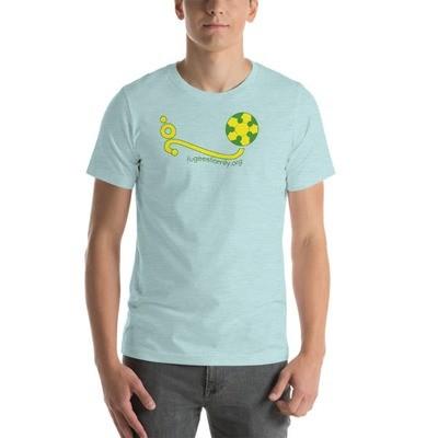 Throwback Logo Short Sleeve Jersey T-Shirt