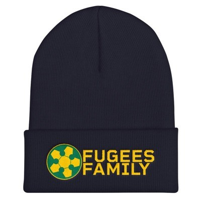 Fugees Family Cuffed Beanie