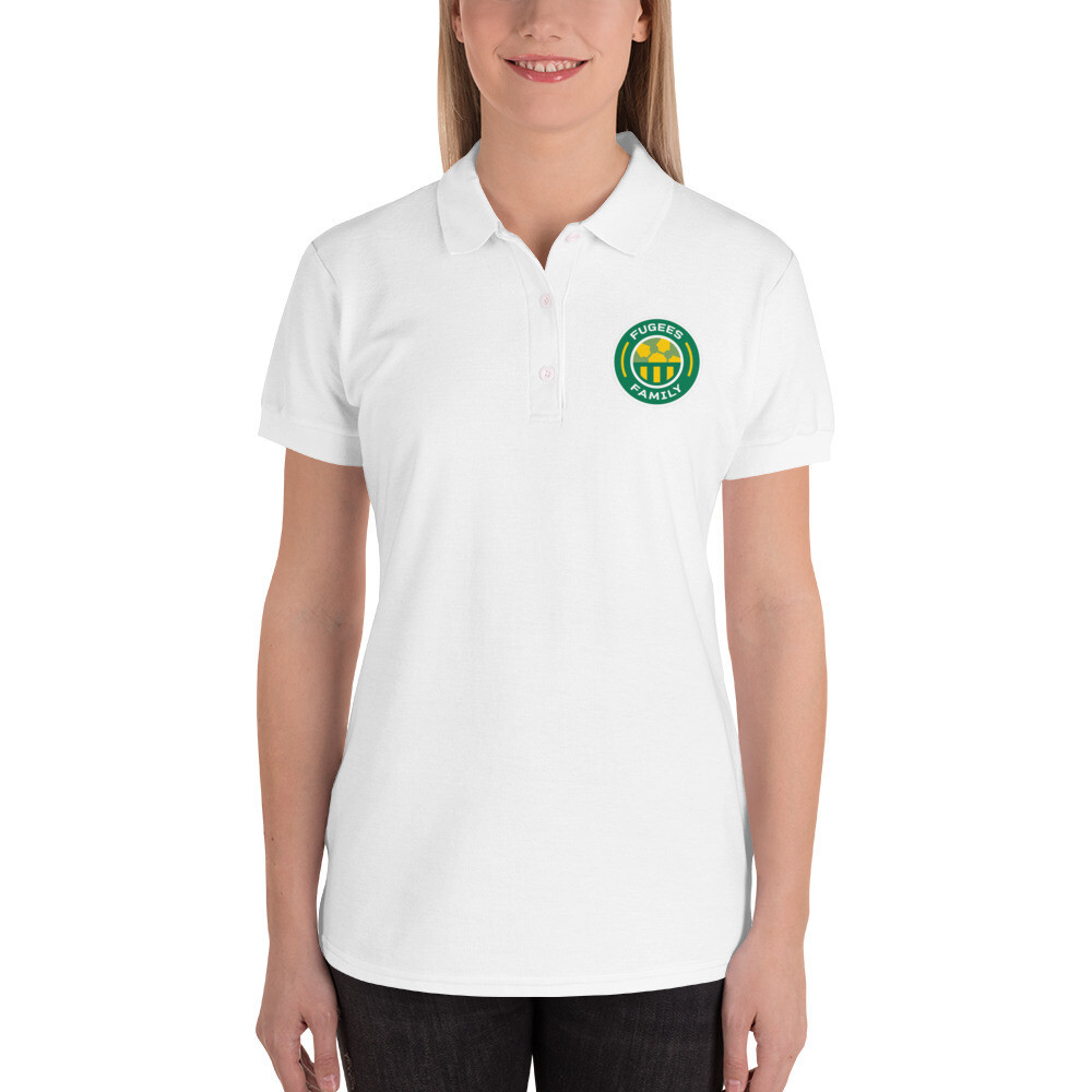 Fugees Family Women's Polo Shirt