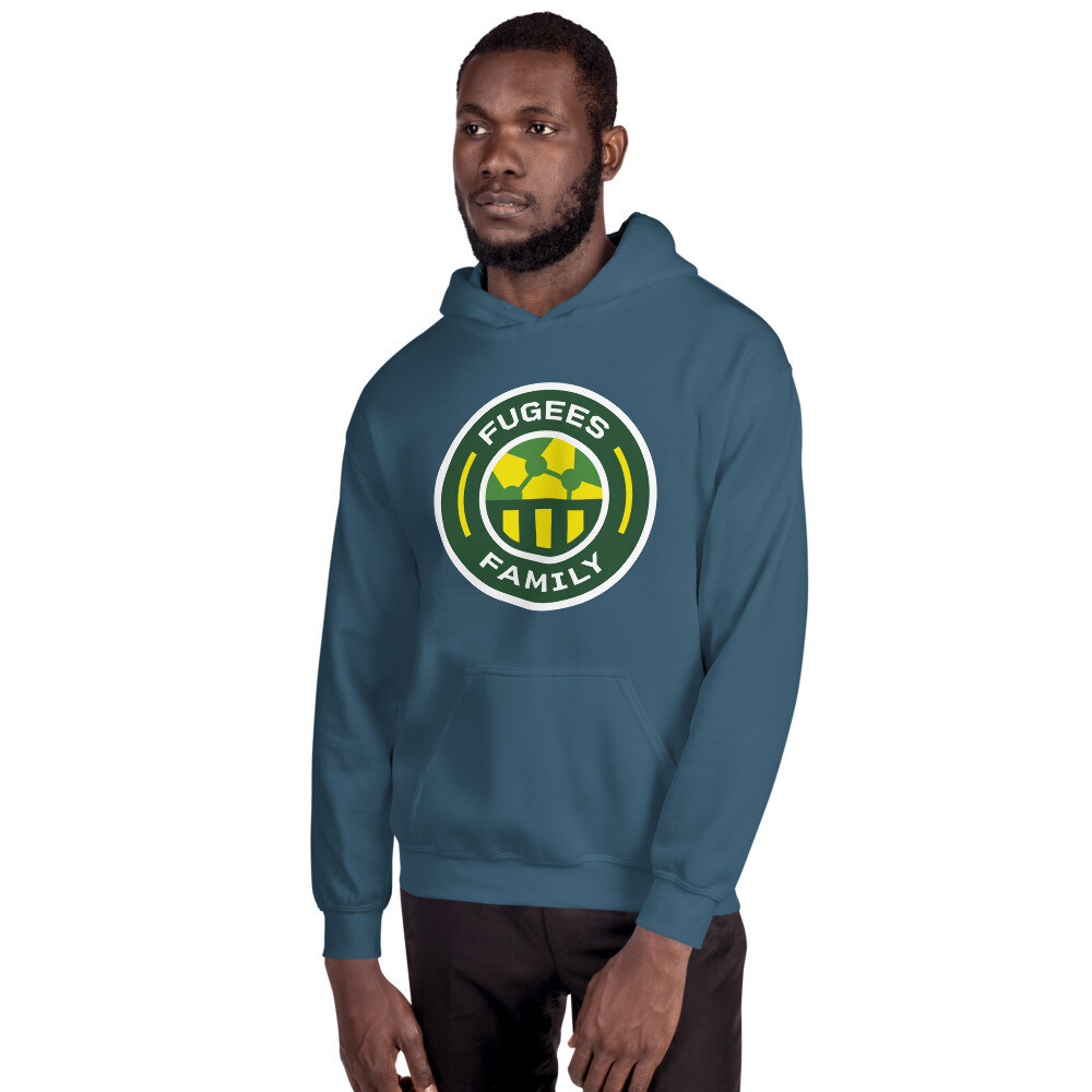 Fugees Family Goal Line Hoodie