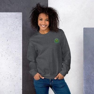 Fugees Crest Unisex Embroidered Sweatshirt