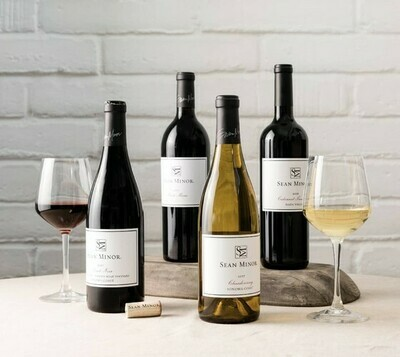 First Friday Wine Tasting Featuring Sean Minor - 10/2/20