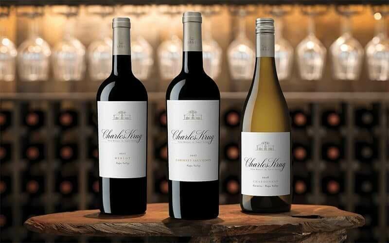 November First Friday Wine Tasting - Charles Krug - 11/6/20