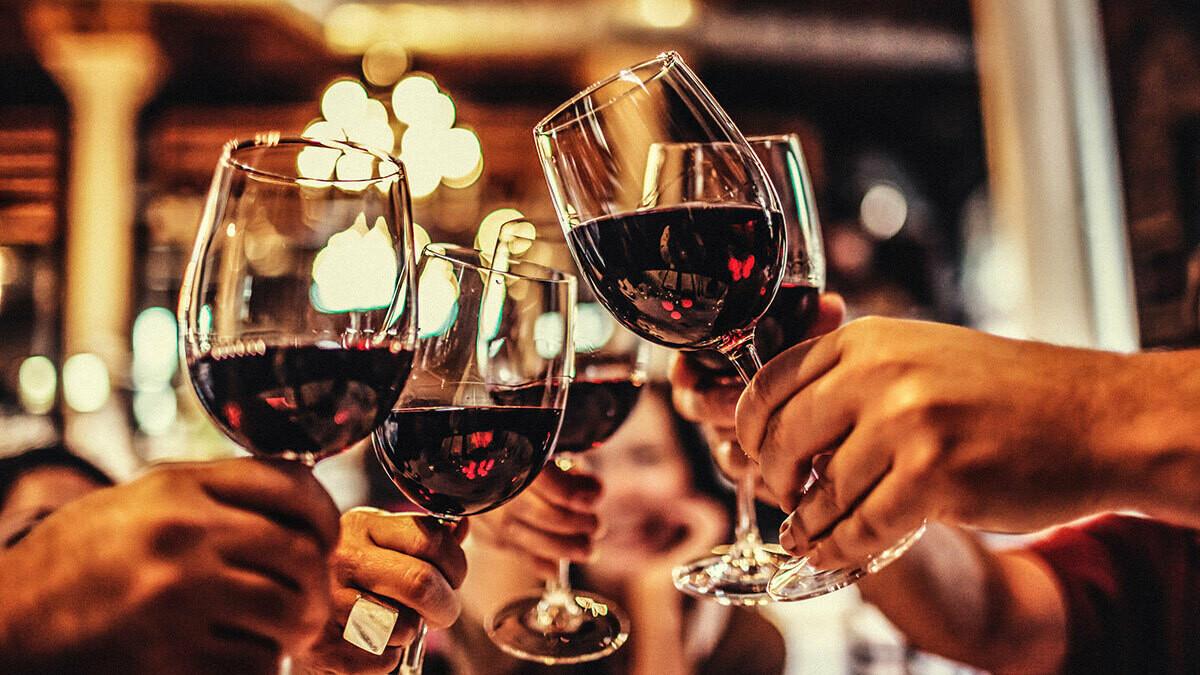 December First Friday Wine Tasting - The Italians - 12/4/20