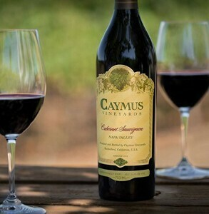 Caymus Cabernet (Magnum 1.5L) Wine Lovers Gift Basket*