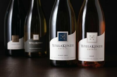 National Oregon Wine Month - WillaKenzie Estate Wine Tasting - 5/7/21