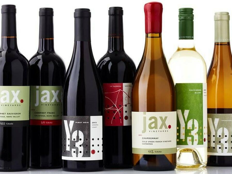JAX Vineyards Wine Tasting - 3/19/21