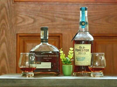 Conductor Club: Derby Days Old Forester & Woodford Reserve Tasting Experience - 4/15/21
