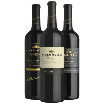 June Wine Tasting - Pedroncelli Family Vineyards - 6/18/21