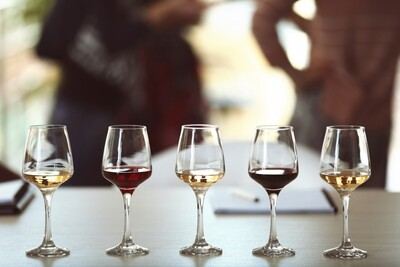 May Wine Tasting - Clay Shannon Winery - 5/21/21