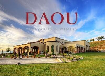 Daou Family Estates Wine Tasting - 10/15/21