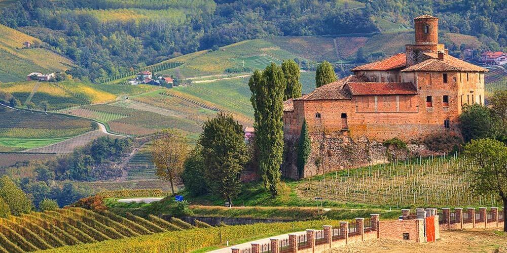 Piedmont, Italy Wine Tasting - 10/1/21