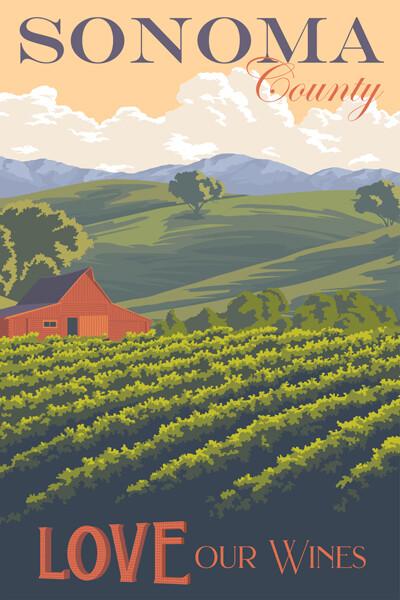 Sonoma County Wine Tasting - 9/3/21