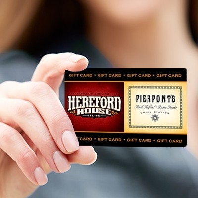 Gift Card - LIMITED TIME :: $20 BONUS CARD for every $100 purchase