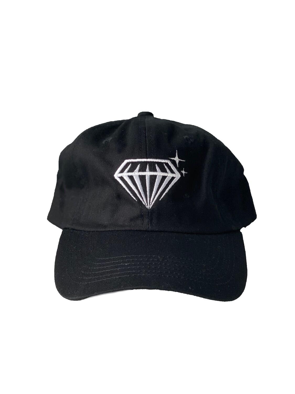 KAMfit Dad Hat - Black