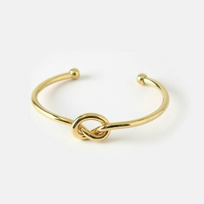 Orelia Chunkey Knot Bangle