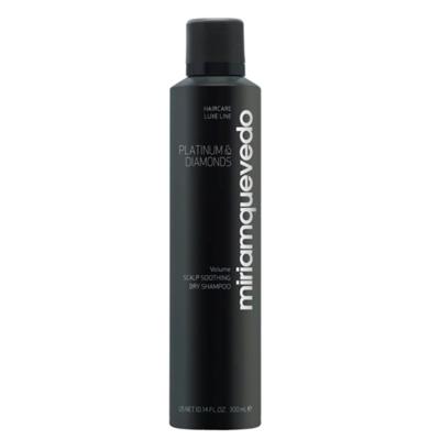 Miriamquevedo Platinum & Diamonds  Luxurious Scalp Soothing Dry Shampoo 300ml