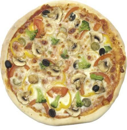 Пицца Острая овощная