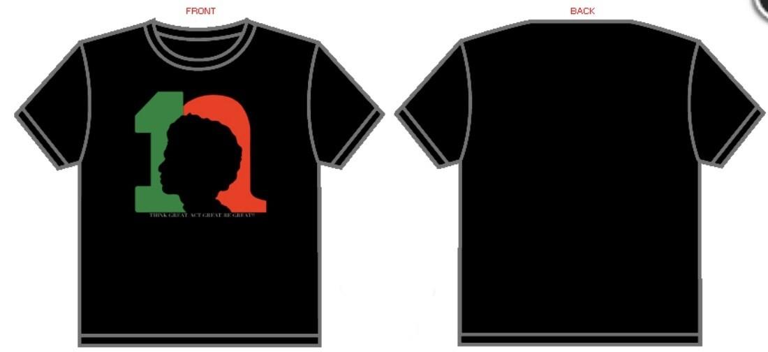 1Nation Short Sleeve T-Shirt