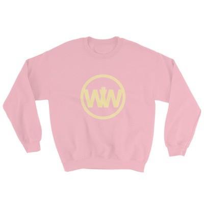 It Was Written Pink Unisex Pullover