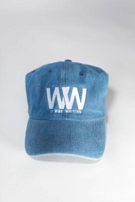 ITWW Denim Low Profile Baseball Cap