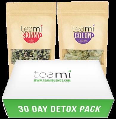 30 Day Detox Pack