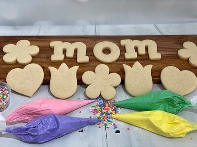 Mother's Day Cookie Decorating Kit