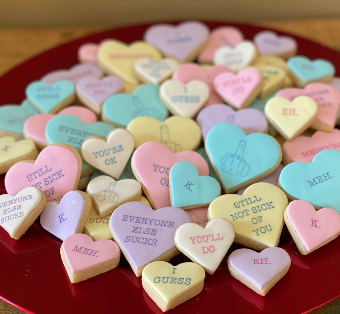 Snarky Valentines
