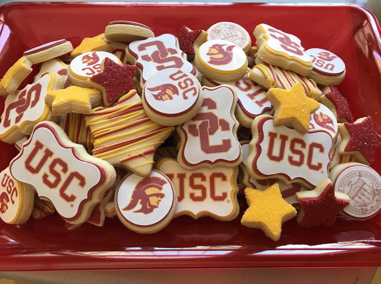 School Cookie Platter