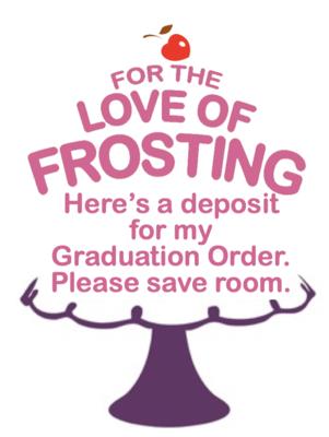 Reserve a Graduation Order Date