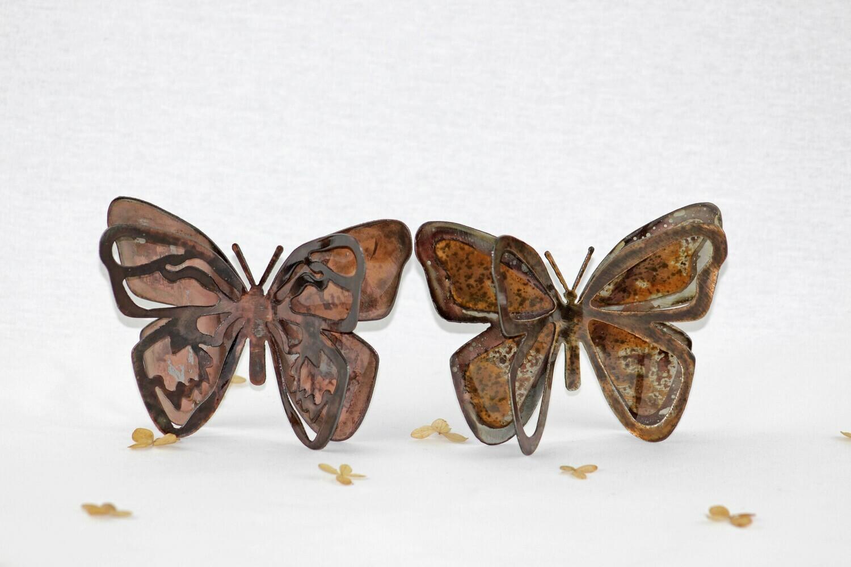 3 Wall Butterfly's