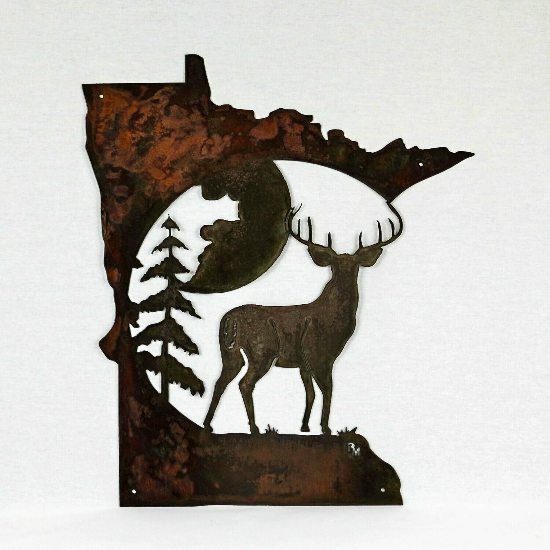 Deer Moon MN
