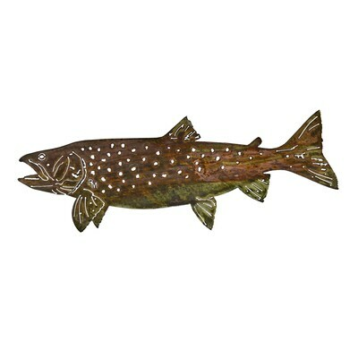 Single Lake Trout
