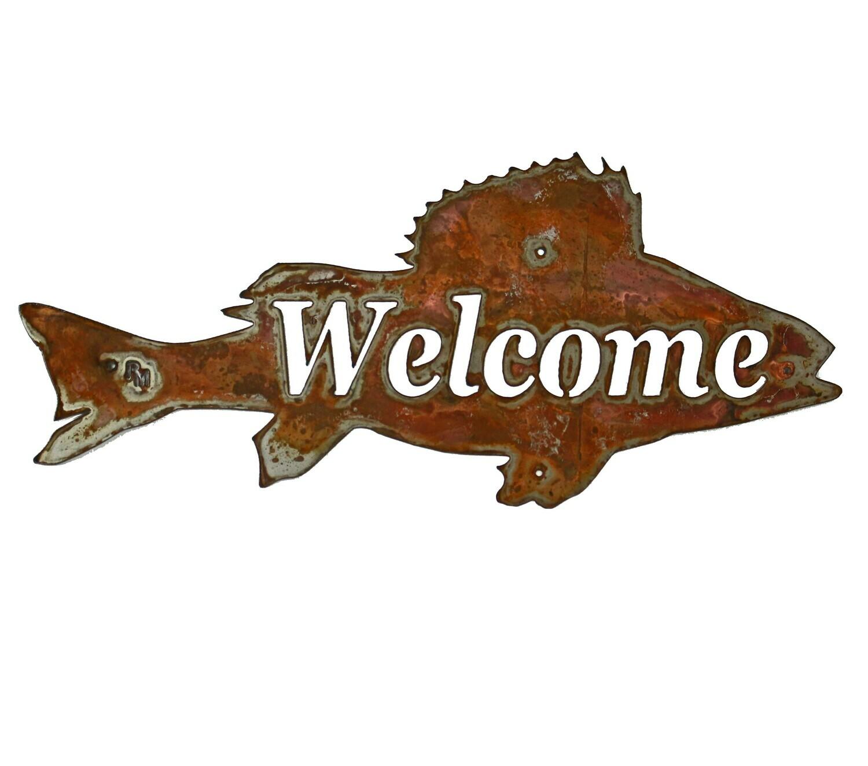 Welcome Walleye