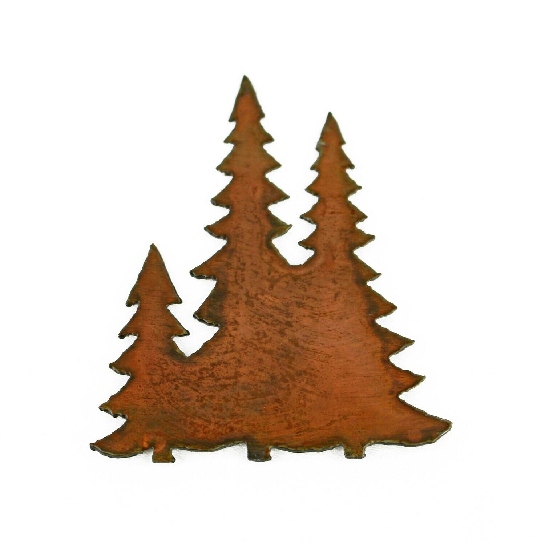 Triple Tree Magnet