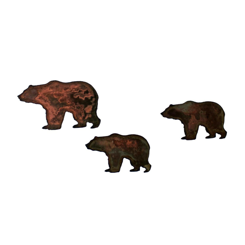 Bear Magnet Set