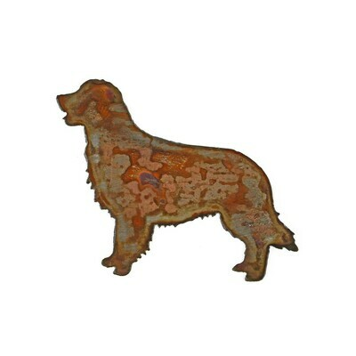 Golden Retriever Magnet