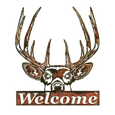 Welcome Buck