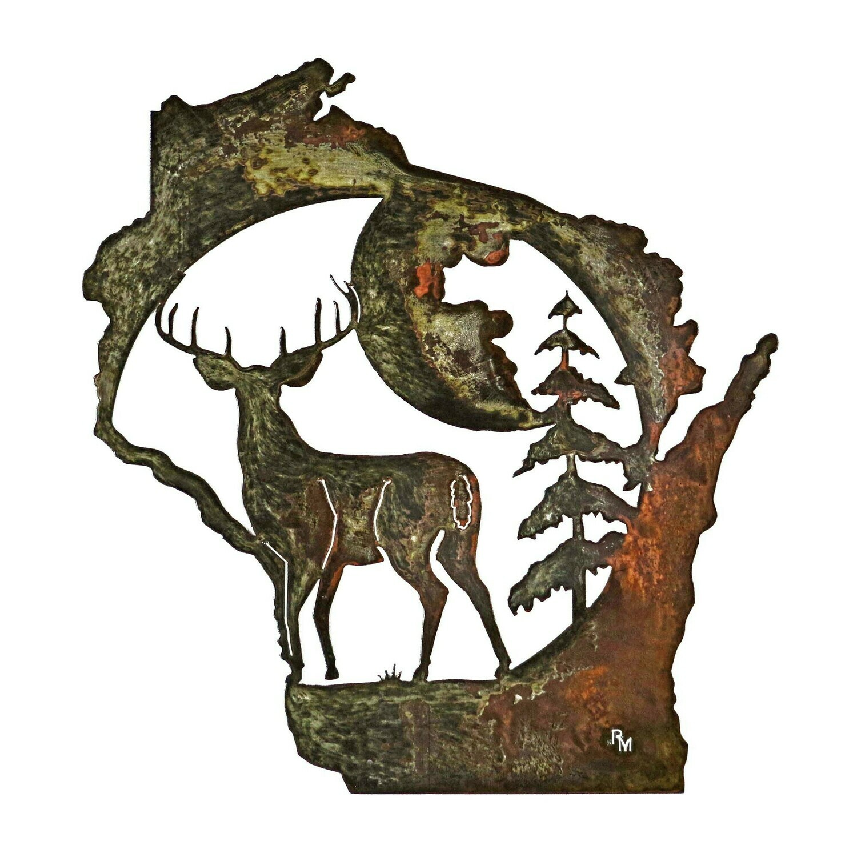 Deer Moon WI