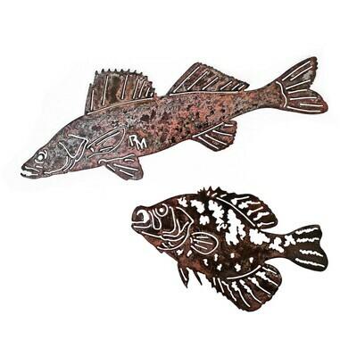 Duo Fish Set