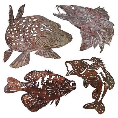 Minnesota Fish Set