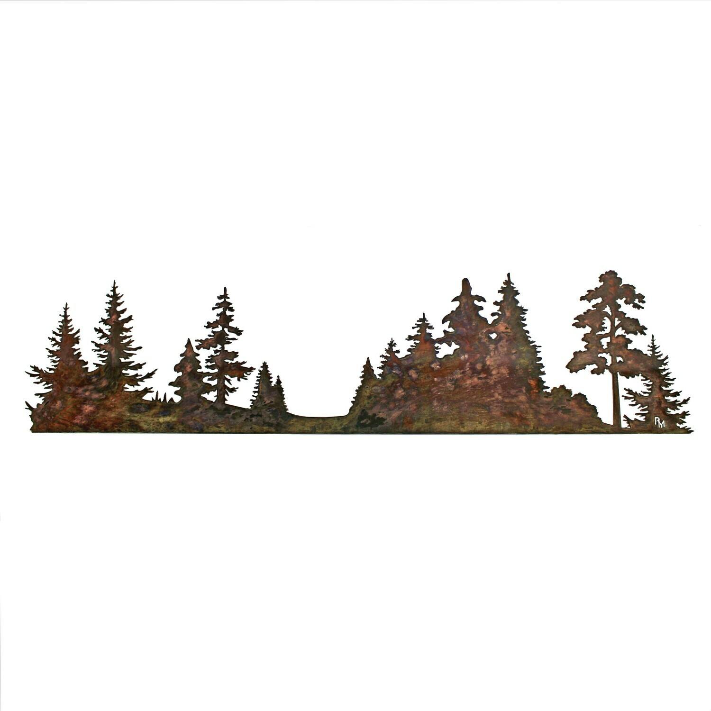 Large Tree Scene