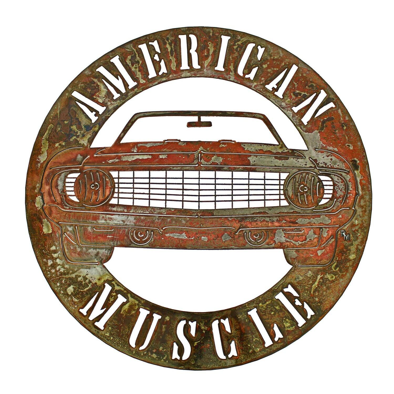 American Muscle 69 Camaro