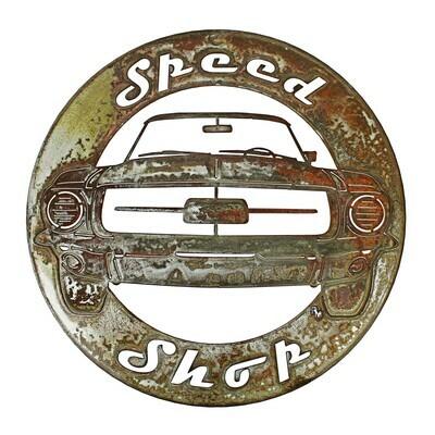 Speed Shop 64 Mustang