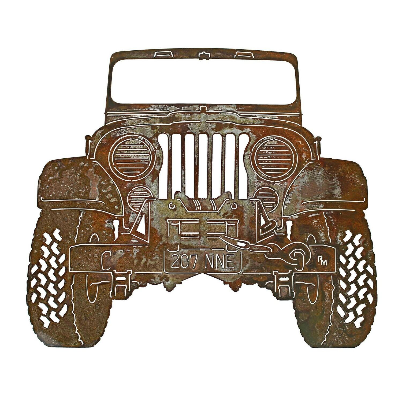 57 CJ-5 Jeep