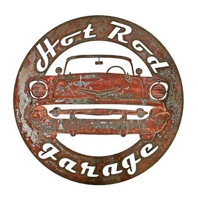 Hot Rod Garage 57 Chevy