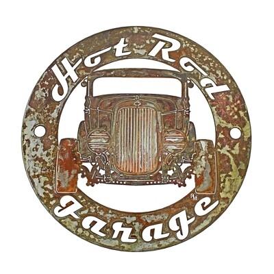 Hot Rod Garage 32 Coupe