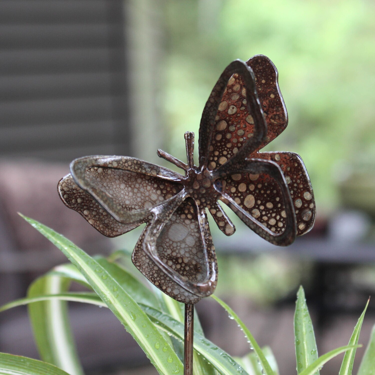Small Autumn Butterfly Stake